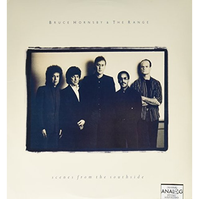 Bruce Hornsby and the Range SCENES FROM THE SOUTHSIDE Vinyl Record