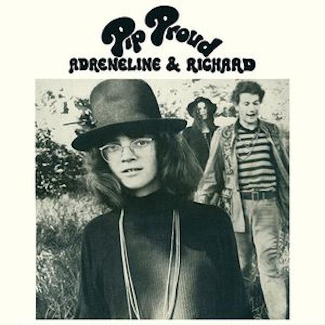Pip Proud ADRENELINE & RICHARD Vinyl Record