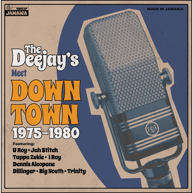DEEJAYS MEET DOWN TOWN 1975-1980 / VARIOUS CD