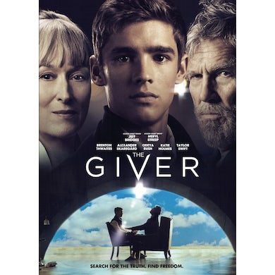 GIVER DVD