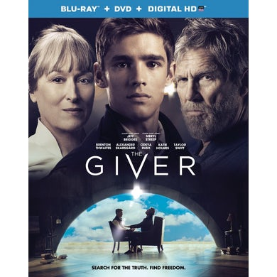 GIVER Blu-ray
