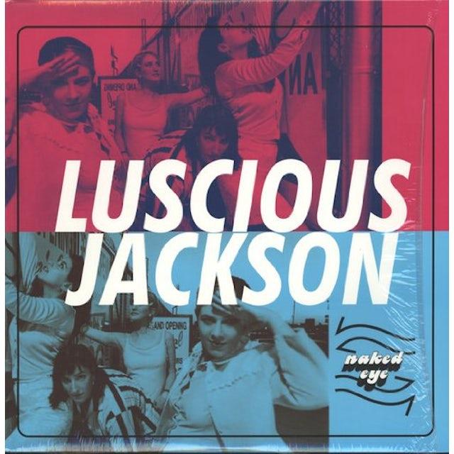 Luscious Jackson NAKED EYE Vinyl Record