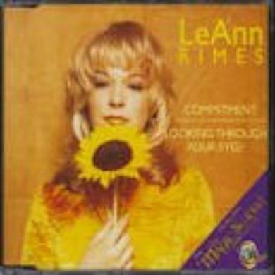 LeAnn Rimes COMMITMENT / LOOKING CD