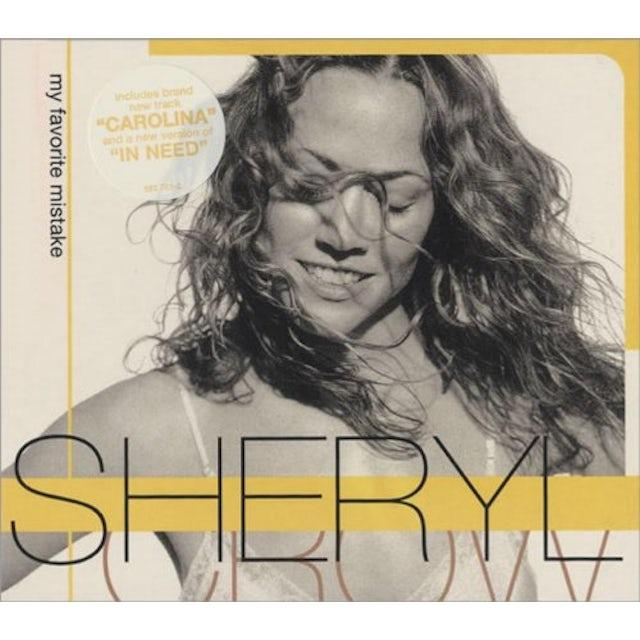 Sheryl Crow MY FAVORITE MISTAKE PT 2 CD