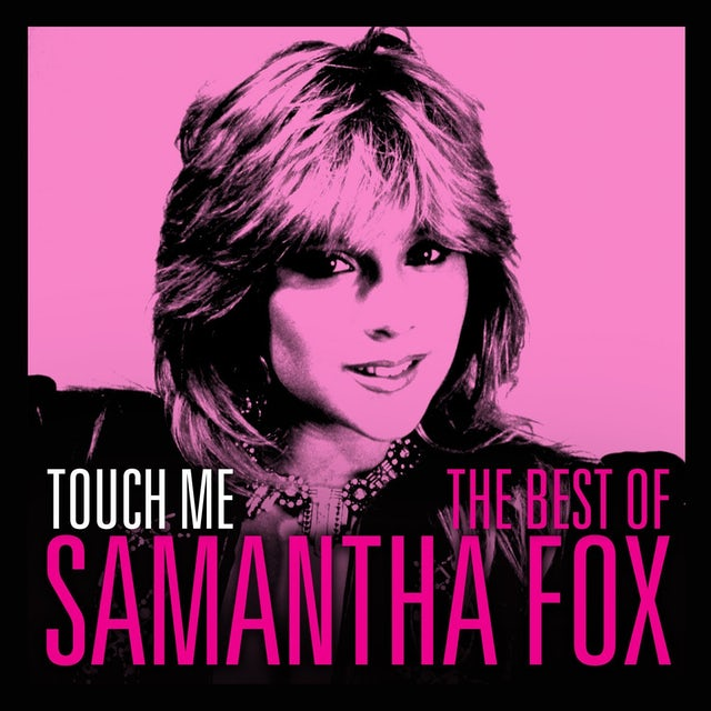 Samantha Fox TOUCH ME-THE VERY BEST OF CD