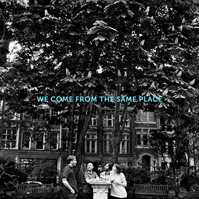 Allo Darlin' WE COME FROM THE SAME PLACE Vinyl Record