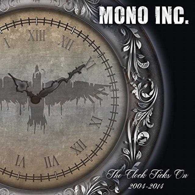 Mono Inc. CLOCK TICKS ON 2004-14 CD
