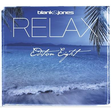 Blank & Jones RELAX EDITION EIGHT CD