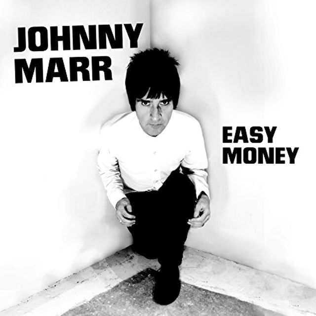 Johnny Marr EASY MONEY Vinyl Record - UK Release