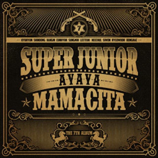 Super Junior MAMACITA 7 CD