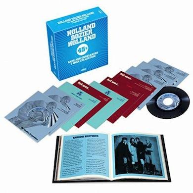 HOLLAND-DOZIER-HOLLAND RARE 45S VINYL BOX Vinyl Record Box Set