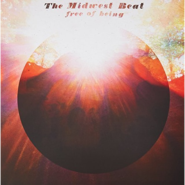 MIDWEST BEAT FREE OF BEING Vinyl Record