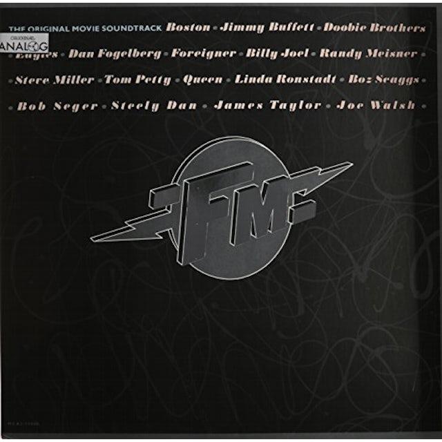 FM O.S.T FM SOUNDTRACK Vinyl Record