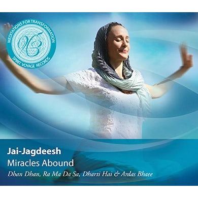 Jai-Jagdeesh MIRACLES ABOUND CD