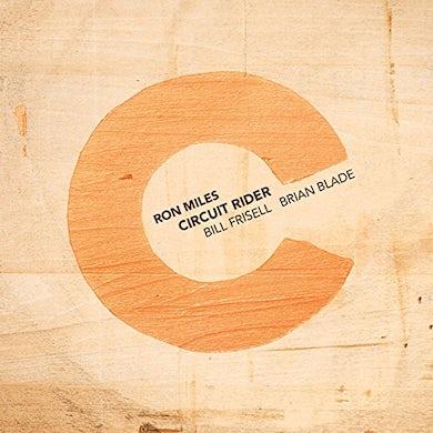 Ron Miles CIRCUIT RIDER CD