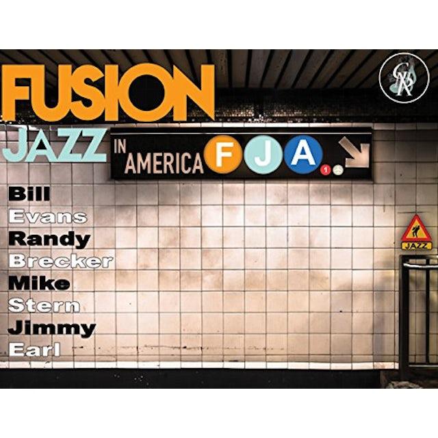 FUSION JAZZ IN AMERICA Vinyl Record