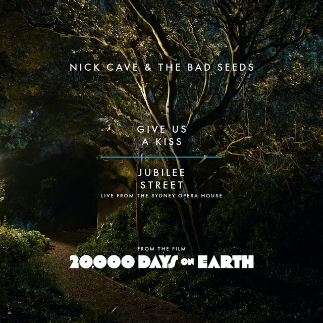 Nick Cave & The Bad Seeds GIVE US A KISS Vinyl Record