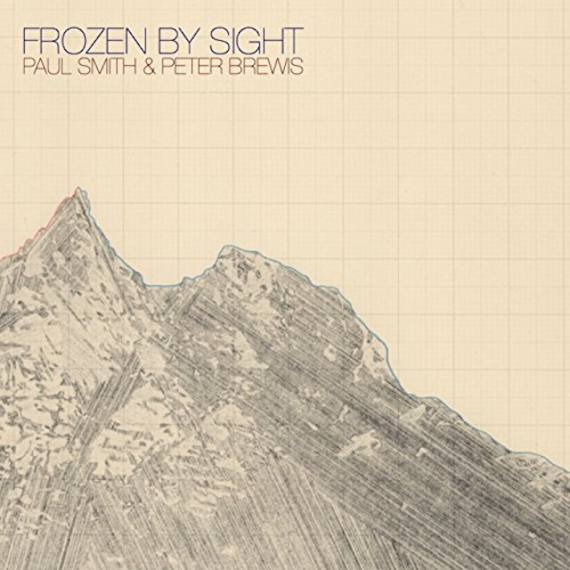 Paul Smith & Peter Brewis FROZEN BY SIGHT Vinyl Record