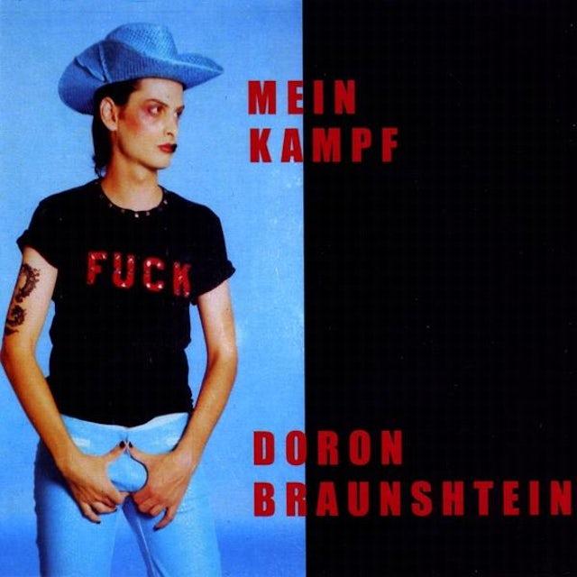 Doron Braunshtein MEIN KAMPF CD