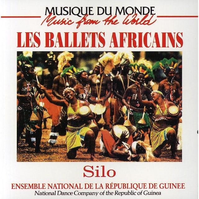 Les Ballets Africains SILO CD