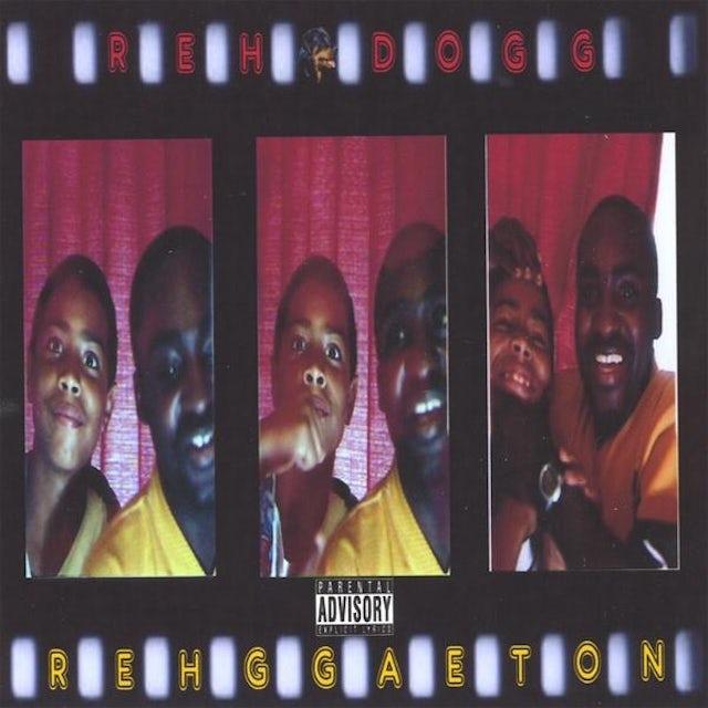 Reh Dogg REHGGAETON CD
