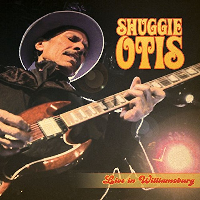 Shuggie Otis LIVE IN WILLIAMSBURG CD