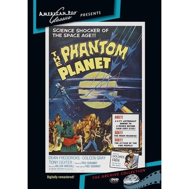 PHANTOM PLANET DVD