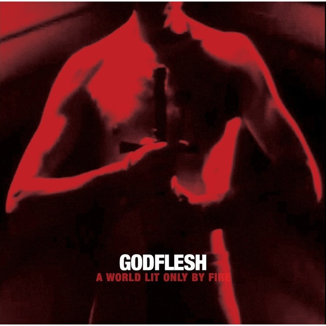 Godflesh WORLD LIT ONLY BY FIRE CD