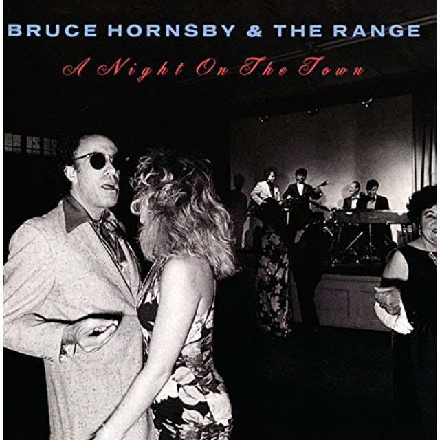 Bruce Hornsby NIGHT ON THE TOWN CD