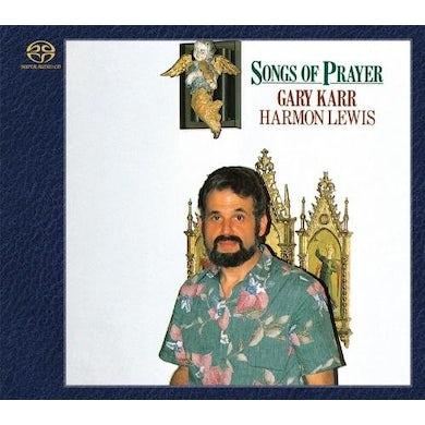 Gary Karr SONGS OF PRAYER Super Audio CD