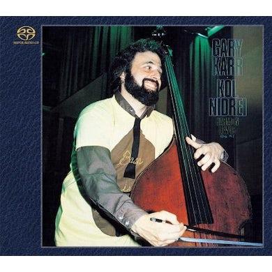 Gary Karr ARPEGGIONE SONATA Super Audio CD