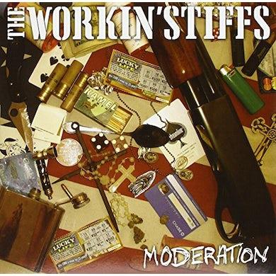 WORKIN' STIFFS MODERATION Vinyl Record