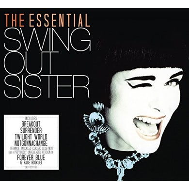 ESSENTIAL SWING OUT SISTER CD