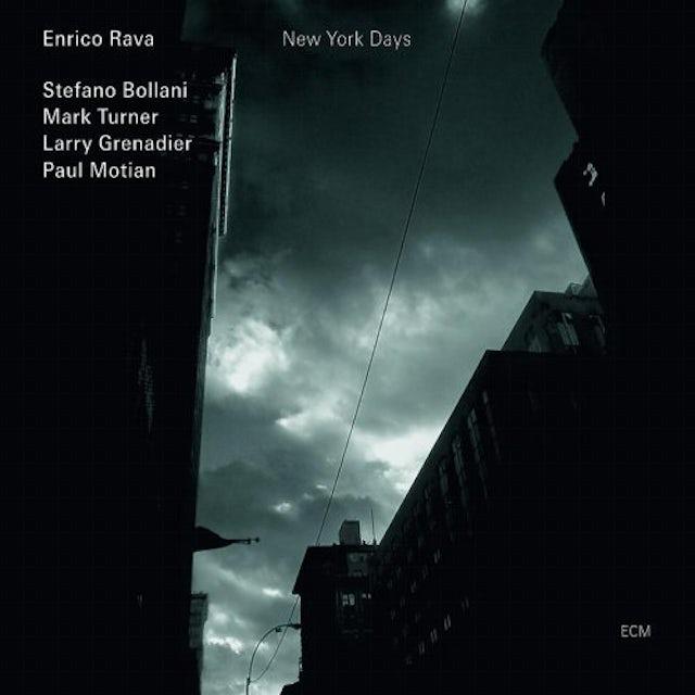 Enrico Rava NEW YORK DAYS Vinyl Record