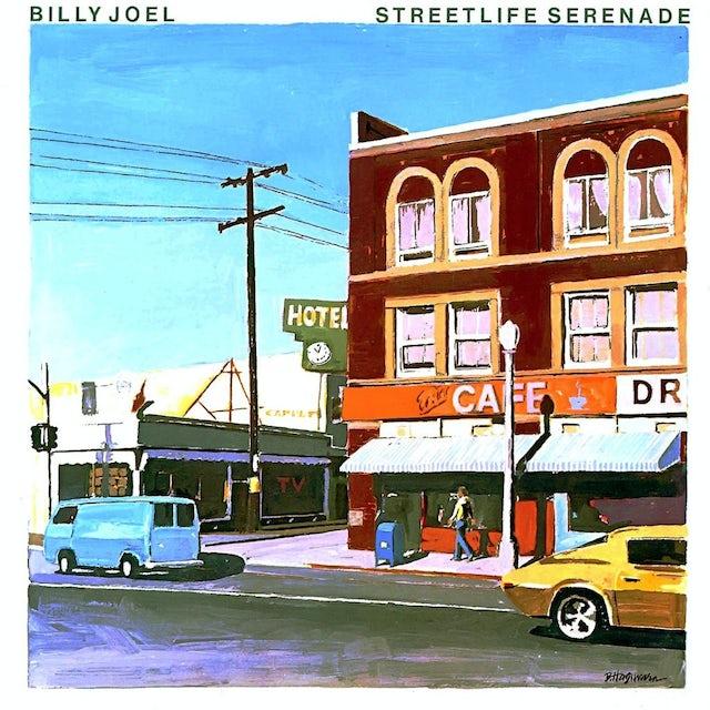 Billy Joel STREETLIFE SERENADE Vinyl Record