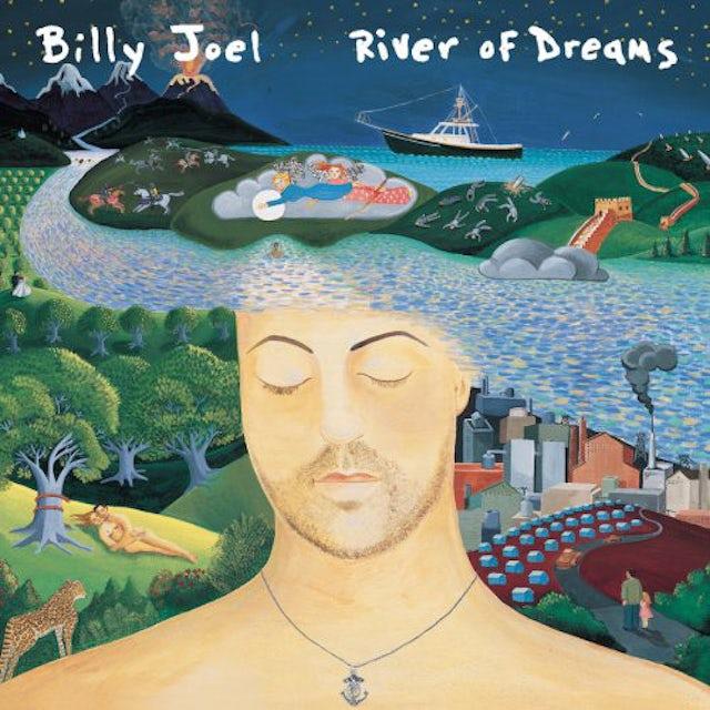 Billy Joel RIVER OF DREAMS Vinyl Record