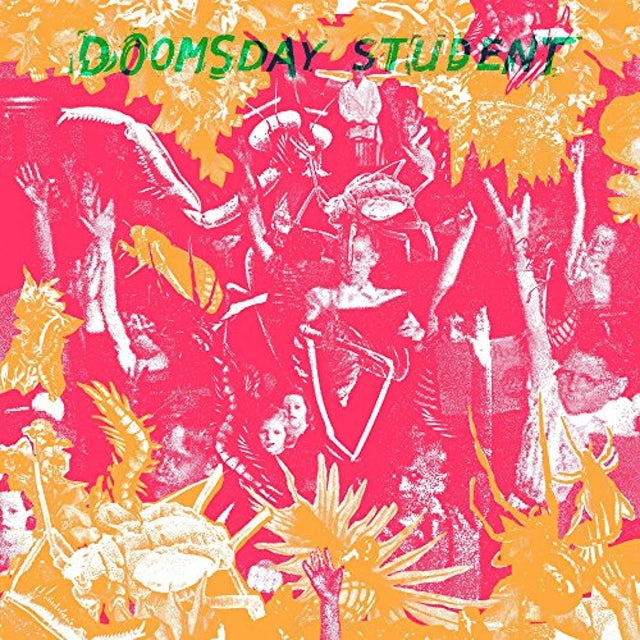 Doomsday Student WALK THROUGH HYSTERIA PARK Vinyl Record