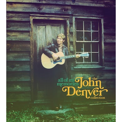John Denver ALL OF MY MEMORIES CD