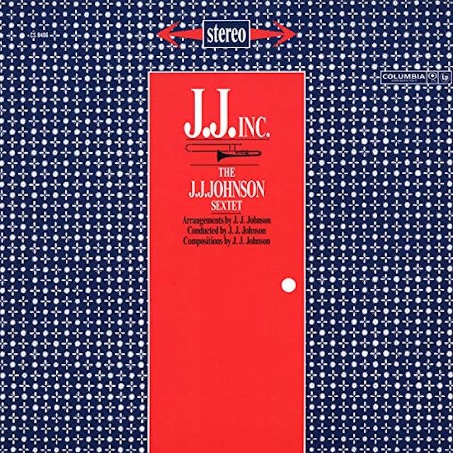 J.J. Johnson J.J. INC Vinyl Record