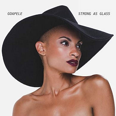 Goapele STRONG AS GLASS CD