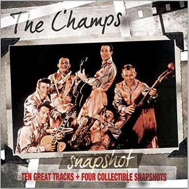 SNAPSHOT: THE CHAMPS CD
