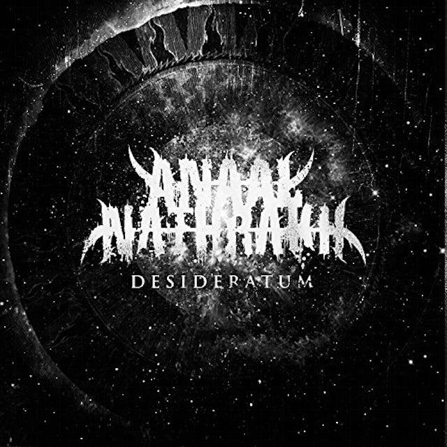 Anaal Nathrakh DESIDERATUM CD