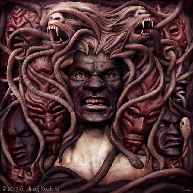 Hideous Divinity COBRA VERDE CD
