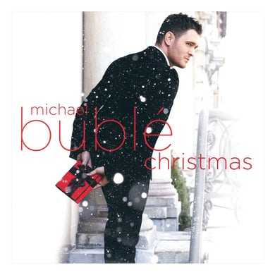Michael Bublé Christmas - Red Colored Vinyl LP Record