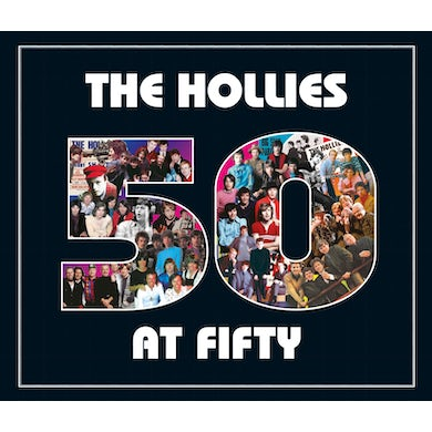 The Hollies 50 AT FIFTY CD