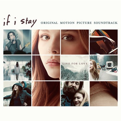 IF I STAY O.S.T. / VARIOUS   IF I STAY / O.S.T. Vinyl Record - Limited Edition, 180 Gram Pressing