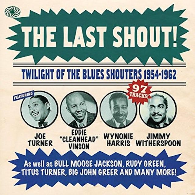 LAST SHOUT / VARIOUS (UK) LAST SHOUT / VARIOUS Vinyl Record