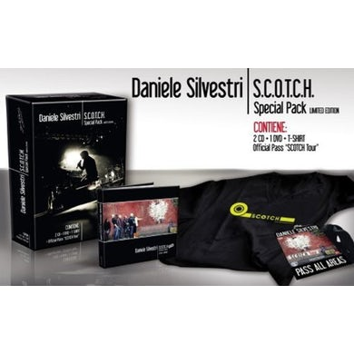 Daniele Silvestri S.C.O.T.C.H. SPECIAL PACK CD