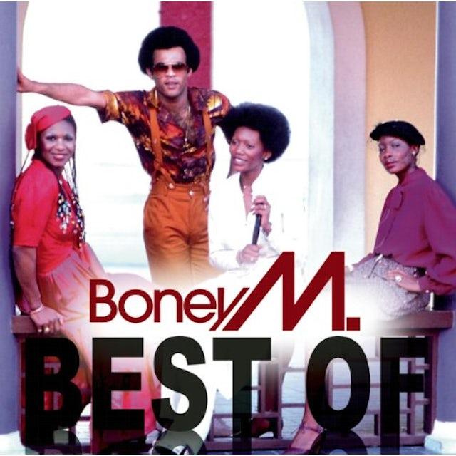 Boney M. BEST OF CD