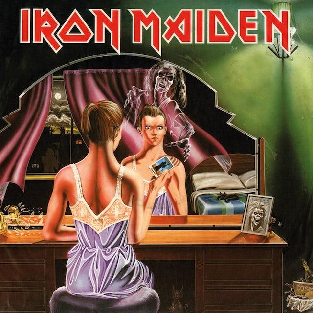 Iron Maiden TWILIGHT ZONE Vinyl Record